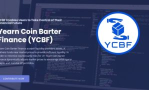 Yearn Coin Barter Finance ycbf